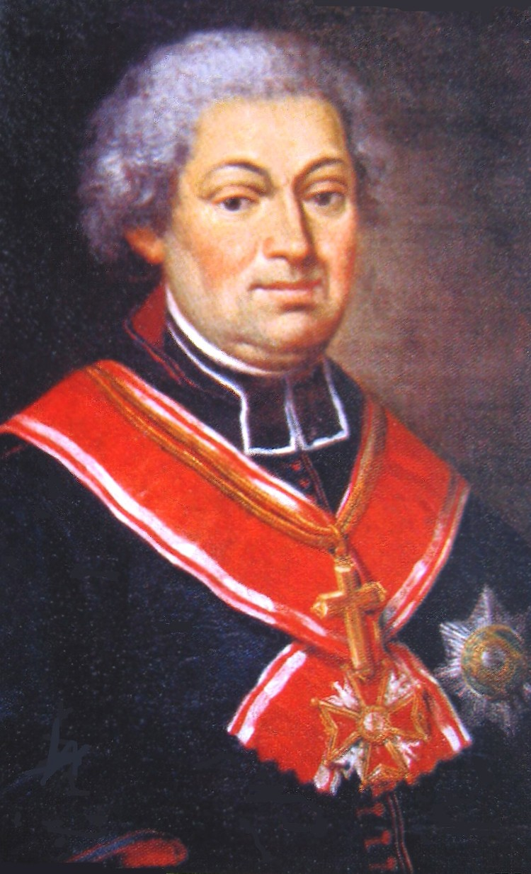 Jan Pawel Woronicz, primate of Kingdom of Poland (1828-1829)