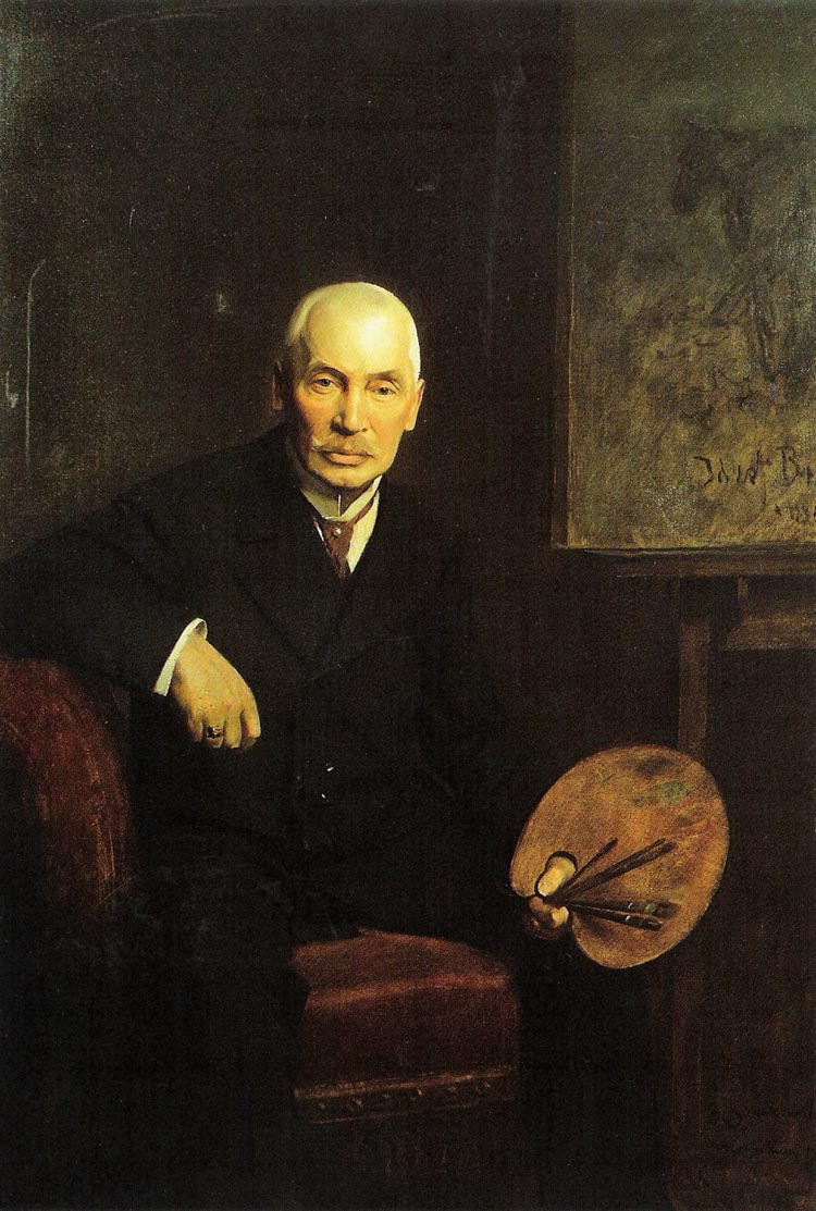 Portrait of Jozef Brandt