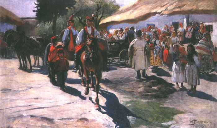Wesele w Bronowicach