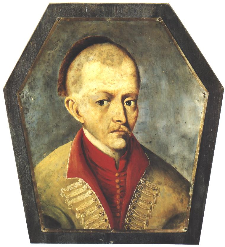Coffin Portrait of Nobleman from the Region of Gostyn