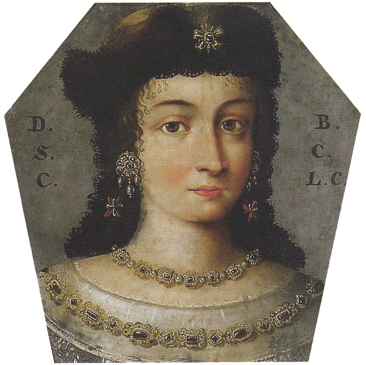 Coffin Portrait of Domicella Barbara