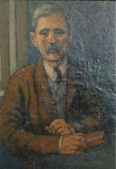 Portrait of the Grandfather