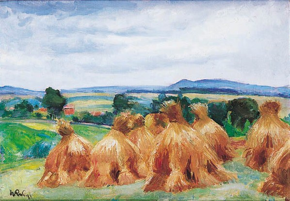 Landscape with Sheaves