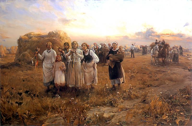 Wierusz - Dożynki