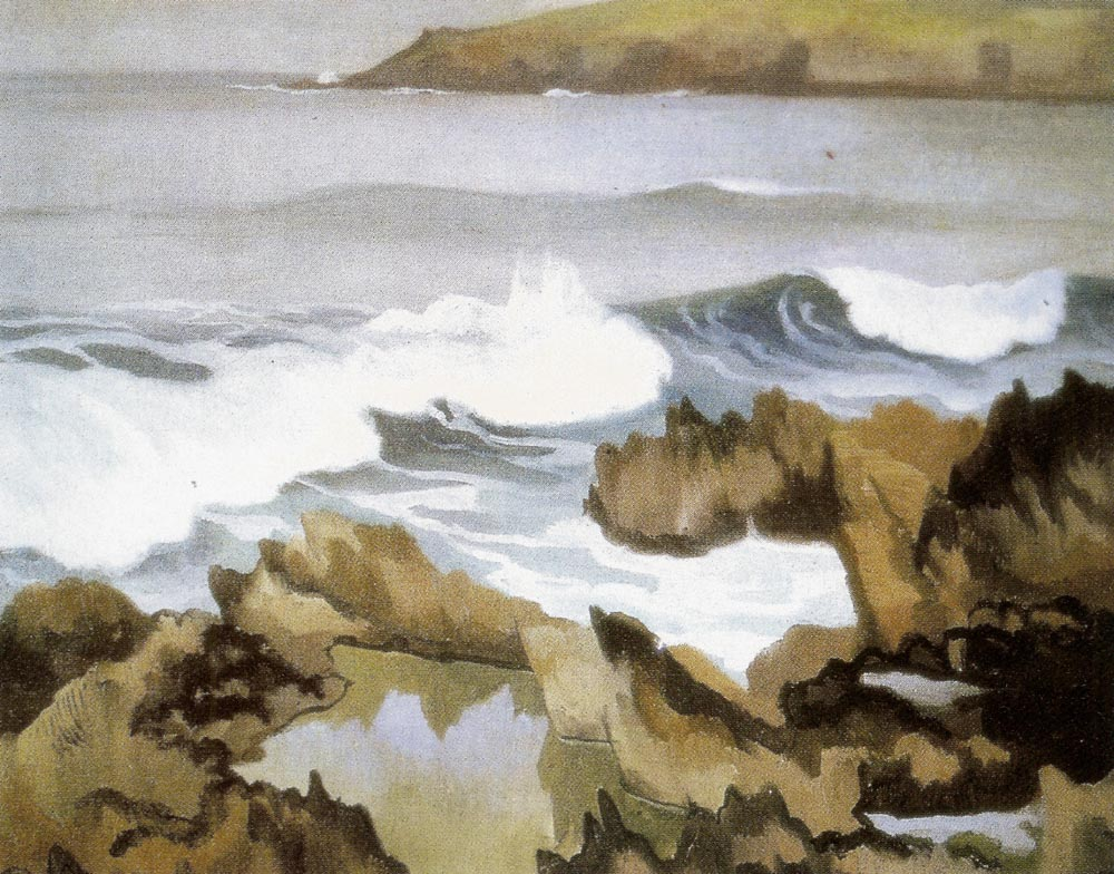 Seascape - Brittany