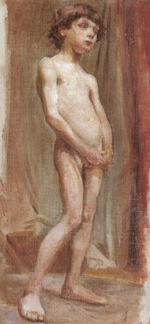 Akt chłopca: http://artyzm.com/obraz.php?id=5513