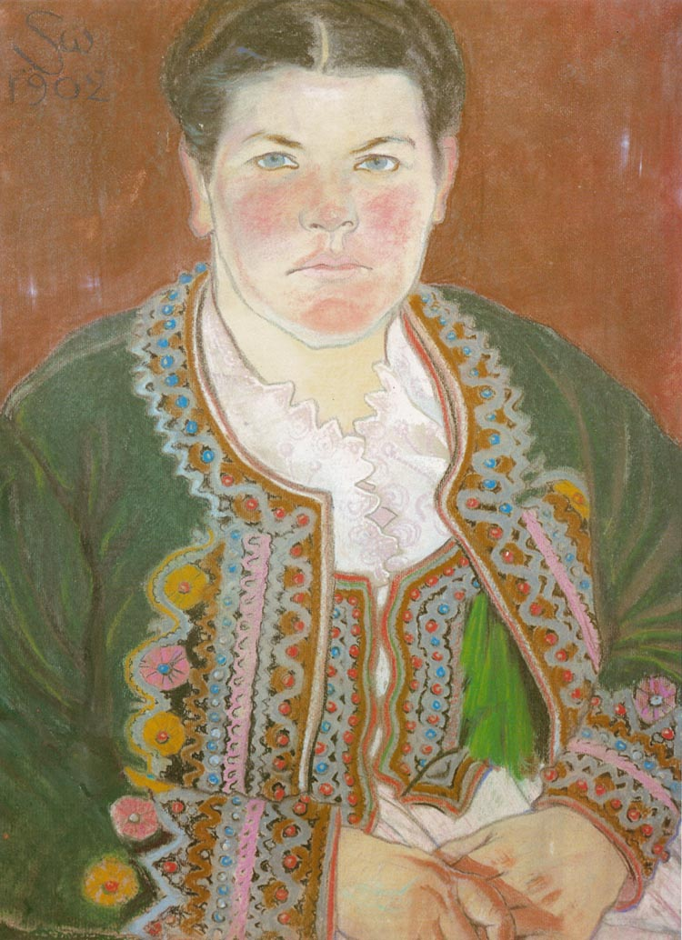 Portrait of Artist's Wife