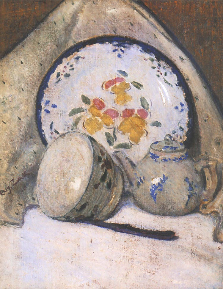 Still Life with China